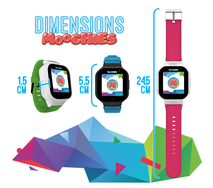 Watch Dimensions